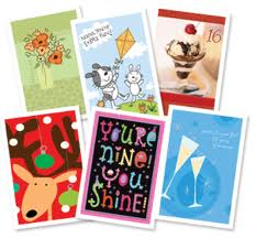 Hallmark Greeting Card